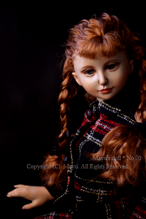 Mayu's doll-No.70「Kate」